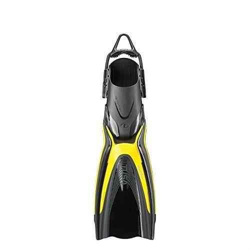 TUSA SF-0104 Hyflex Switch Scuba Diving Fins, X-Small, Flash Yellow