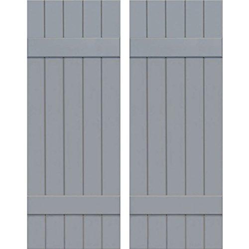 Ekena Millwork CWB18X040UNC Exterior Five Board
