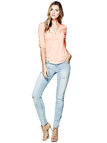 G-by-GUESS-Womens-Sienna-Curvy-Skinny-Jeans-in-Light-Destroy-Wash
