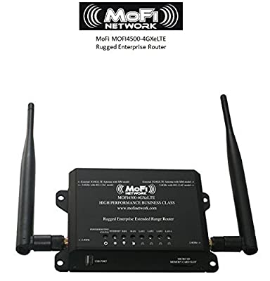 MOFI4500-4GXeLTE 4G/LTE Router AT&T Sprint Verizon US Cellular T-Mobile