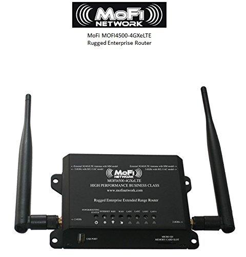 Mofi4500 4gxelte 4glte Router Att Sprint Verizon Us Cellular T Mobile