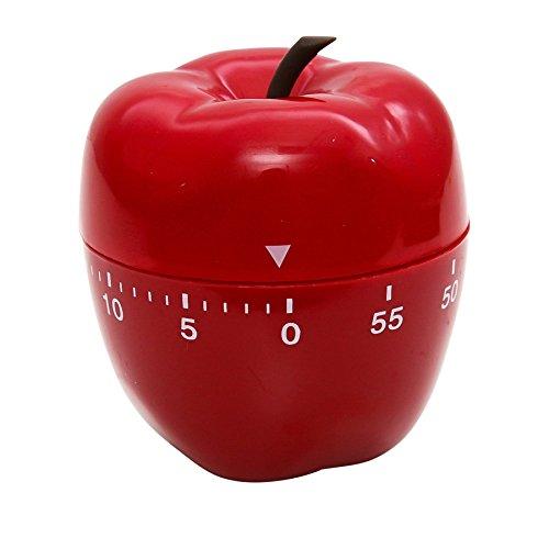 Baumgartens Apple Timer RED (77042) (Bundle of 12)