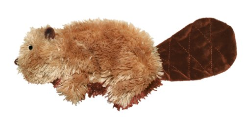 KONG Beaver Dog Toy, Large