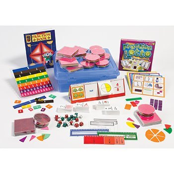 Didax Educational Resources Fraction Kit Elementary [並行輸入品]   B07H1Z83ZD