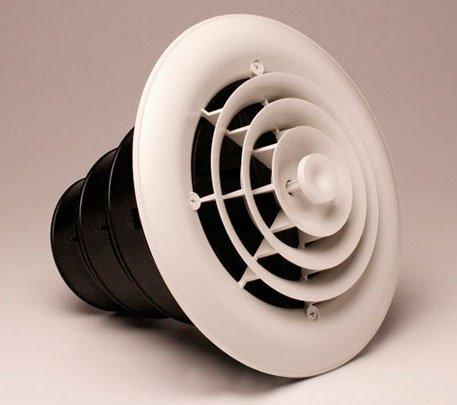 round ceiling heat vent - 3