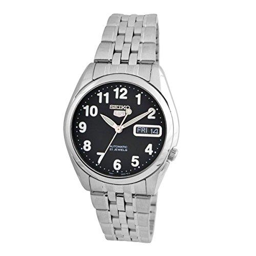 Seiko-Watch-man-SNK381K1-silver-man-TU