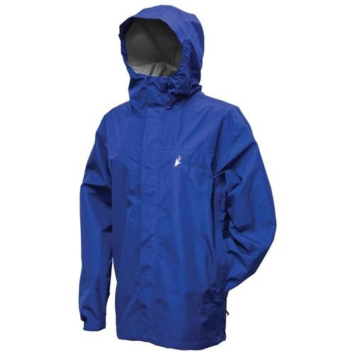Frogg Toggs Java Toadz 2.5 Jacket, Navy, X-Large