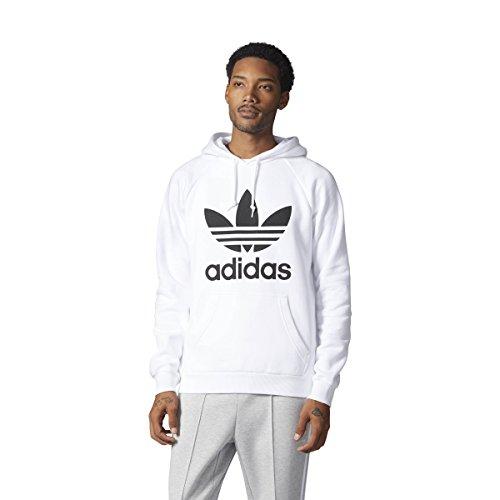 adidas Men's Originals Trefoil Hoodie (L, ()