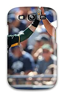 5166464K661874238 oakland athletics MLB Sports & Colleges best Samsung Galaxy S3 cases