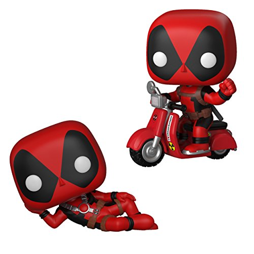 Funko Marvel Deadpool 2 Parody Collectors Set