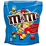 3 x Crispy M&M's - XL Bag - 170 g