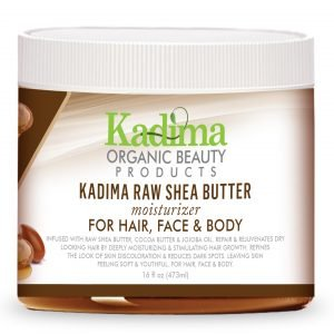 pure shea butter for face