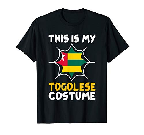 This Is My Togolese Costume Halloween Patriot Togo Tee]()