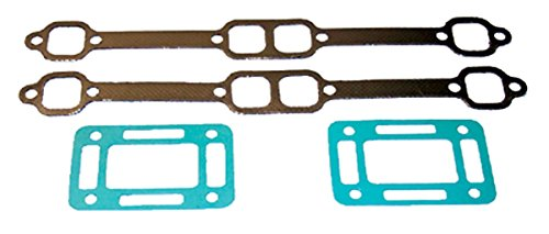 - GM Inboard Outboard 5.0L and 5.7L Exhaust Manifold Gasket Set WSM 18-0604