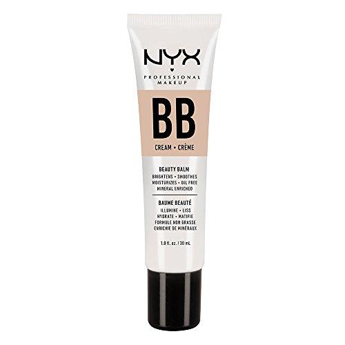 Bb Cream Foundation (NYX Professional Makeup BB Cream, Natural, 1 Ounce)