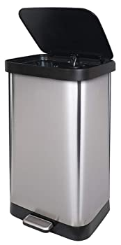 Glad GLD-74507 20-gallon Kitchen Trash Can