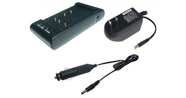 Amazon.com: PowerSmart – Cargador de batería para Panasonic ...