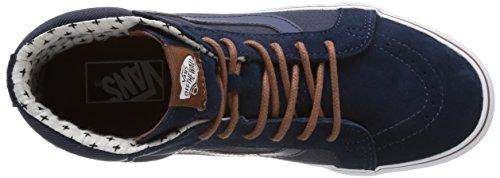 Mixte Hi Sk8 Sneakers Bleu amp;s Adulte Hautes T Vans Bleues Plus Dress x7gawBUqCa