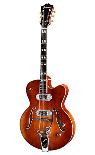 Eastman T58/v Archtop Electric Guitar Antique ()