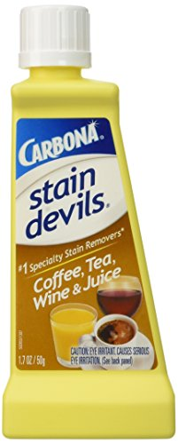 Carbona Stain Devils Coffee, Tea, Wine & Juice - Stain Removal Silk