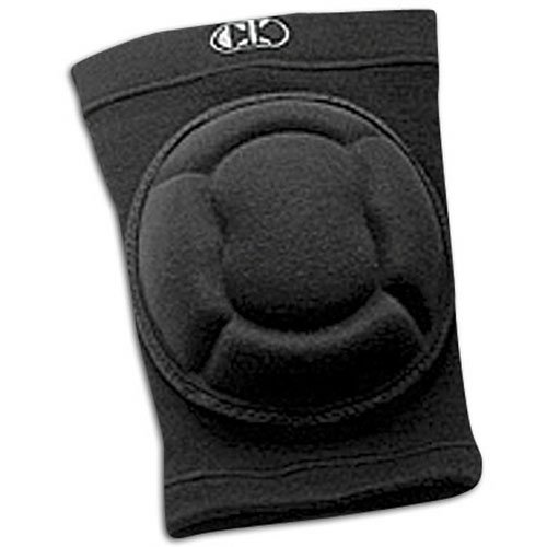 Cliff Keen Ck Impact Youth Knee Pad, Black