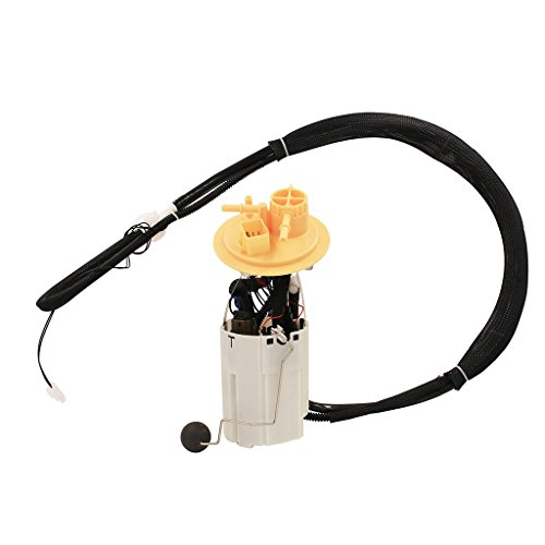VIOJI 1pc Electric Intank Fuel Pump Module w/ Level Sensor Sending Unit Fit Volvo 05-06 V70/S60 2.4L/2.5L L5 & 07 V70 R/S60 R Engine Code B5254T4 & 05-06 XC70/S80 2.5T & 05 XC90 2.5T - Volvo Level