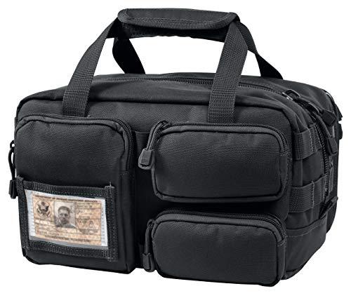 Rothco Tactical Tool Bag, Black Black Mechanics Tool Bag