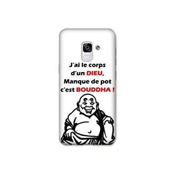 Cokitec Coque Samsung Galaxy J6 (2018) - J600 Humour  Amazon.fr ... cb1fd7385a07