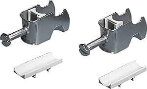 Rittal DK 7099.000 Acero inoxidable 25pieza(s) abrazadera para cable - Abrazadera para cables (Acero inoxidable, 3,45 kg, 25 pieza(s))