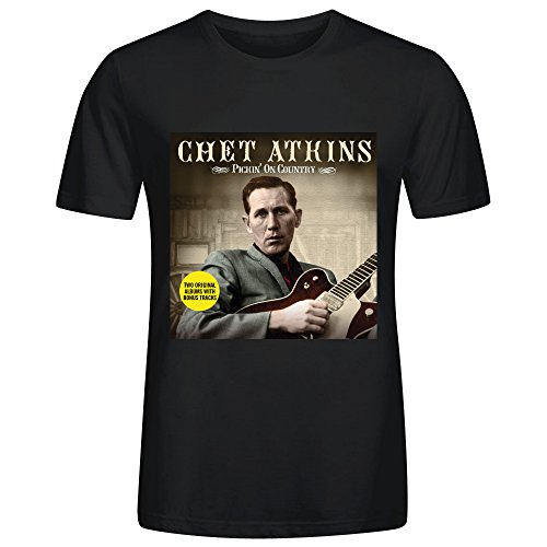 fgexyz-design-chet-atkins-pickin-on-country-men-t-shirt-cotton-round-collar