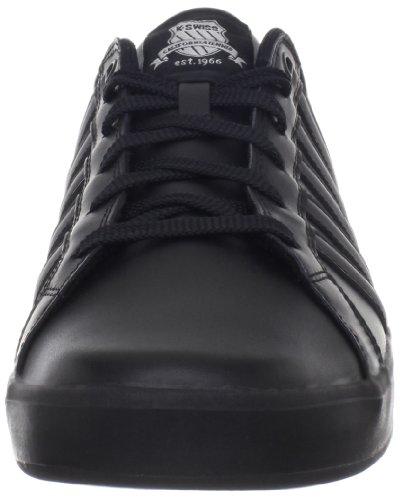 K-SWISS Men's Gallen III Black/Silver order cheap price 53vSe2HM2