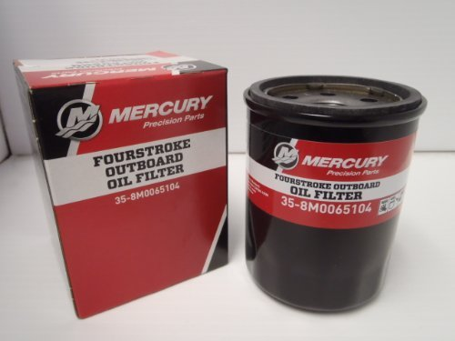 Mercury Marine FourStroke Outboard Oil Filter 35-8M0065104