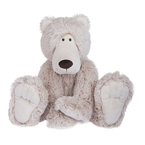 James Bear Cream 17 inch - Teddy Bear by Ganz (H13896)