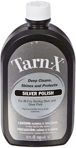 Jelmar Tarn-X TS-12 Silver Polish, 12-Ounce