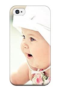 Mjx-204zAFwTGop Cute Baby Girl Awesome High Quality Iphone 4/4s Case Skin