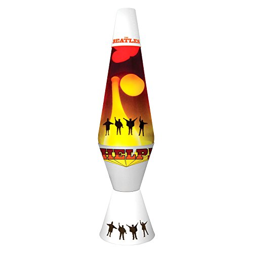 Beatles Collectible: 2015 Lava Lite The Beatles HELP! Lava Lamp