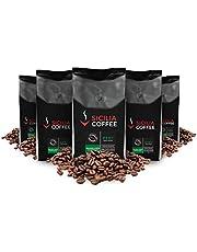 5kg Organic Forte - Freshly Roasted Organic Coffee Beans - Strong Dark Roast - 100% Arabica