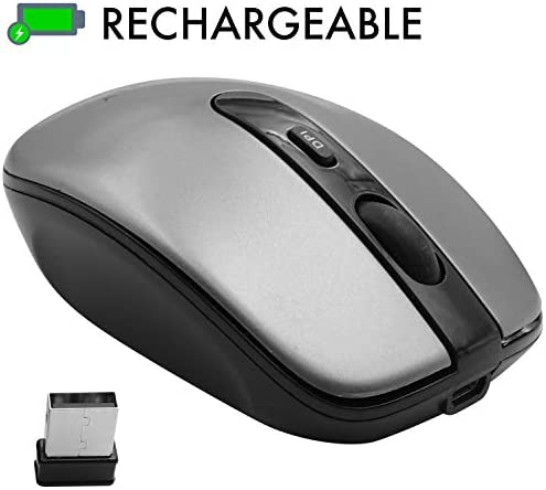 Macally Rechargeable Wireless Adjustable Compatible product image