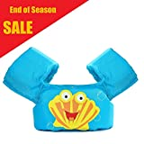 Siran Infant life jackets for kids puddle jumper baby Swim Float for toddlers swim jacket