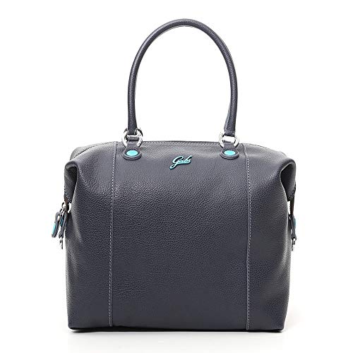 Gabs dam handväska ryggsäck transformerbar G3 Plus L ruga marinblå