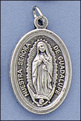 5pc Lot, Catholic Patron Saints Loose Medals (Charms), 1