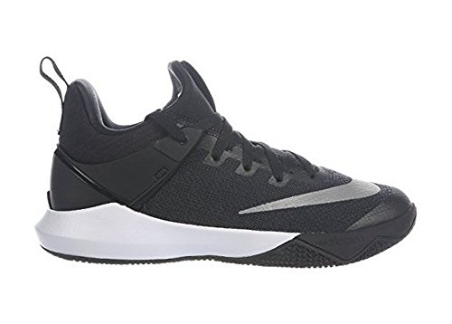 Nike Zoom Shift TB Mens Basketball Shoes Black/White Size 6 X6cG6xL5
