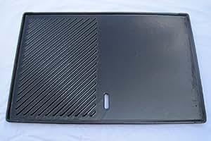 'coobi Nox plancha esmaltada para acero inoxidable parrilla de gas 6be línea premium