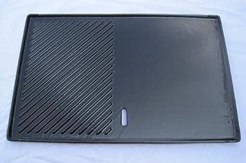 Edelstahl Grillplatte Für Gasgrill : Coobinox emaillierte grillplatte für edelstahl gasgrill be