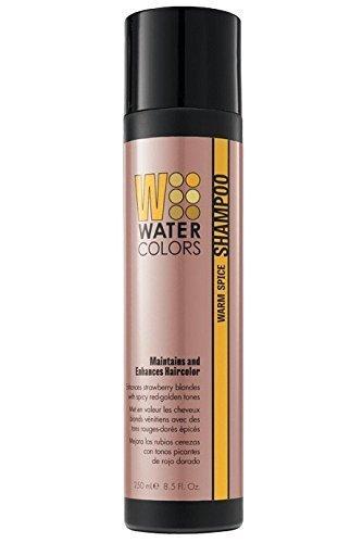 TRESSA Watercolors Warm Spice Shampoo Maintains and Enhan...