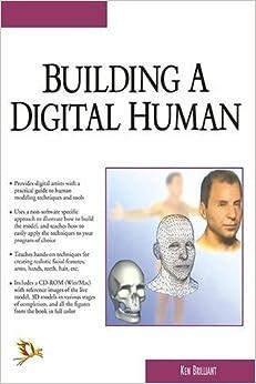 Book Building a Digital Human
