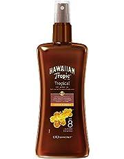 Hawaiian Tropic Protective Dry Spray Oil sololja SPF 8, 200 ml, 1 st