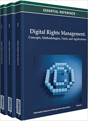 Amazon com: Digital Rights Management: Concepts, Methodologies