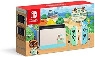 Nintendo Switch 1.1 - Edición Animal Crossing - Animal Crossing Edition