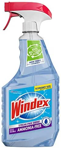 Glass Cleaner: Windex Ammonia-Free Glass Cleaner